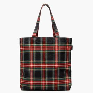 J crew Stewart tartan everyday bag plaid